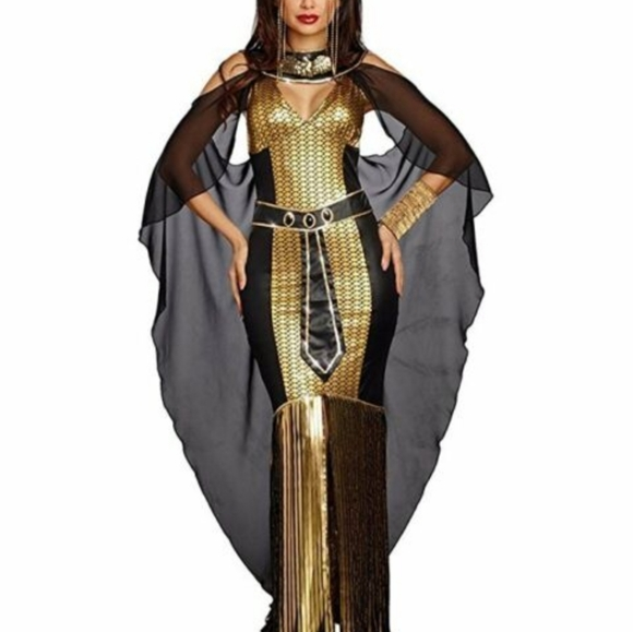 Dreamgirl Egyptian Queen Costume